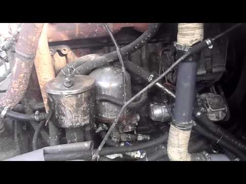 Устройство и работа двигателя Д-240, Д-240Л