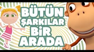 Kukuli - Bütün Şarkılar Bir Arada | Tinky Minky ile Çizgi Film Çocuk Şarkıları