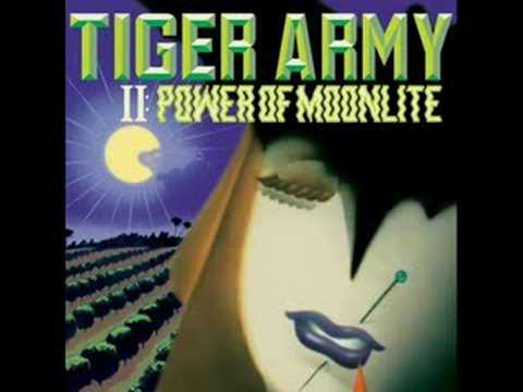 Tiger Army - When Night Comes Down