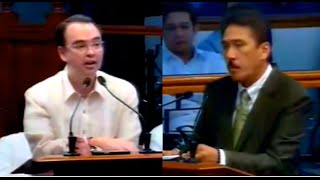 Cayetano To Sotto A person lose His Human Rights When He destroys The Life Of The Young People