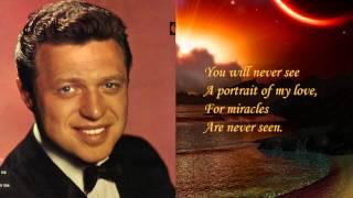 Watch Steve Lawrence Portrait Of My Love video