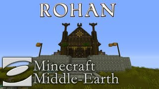 Rohan - Minecraft Middle-Earth