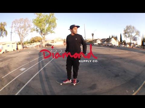 Diamond Days skateboarding in L.A.