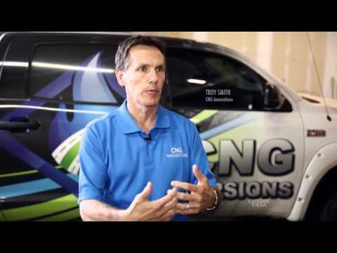 CNG Innovations, Compressed Natural Gas vehicle conversions
