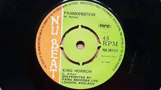 King Horror Frankenstein