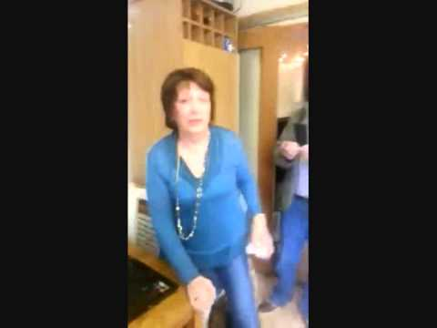 Watch: Irish mammy gets fright of her life as sons surprise her for her birthday