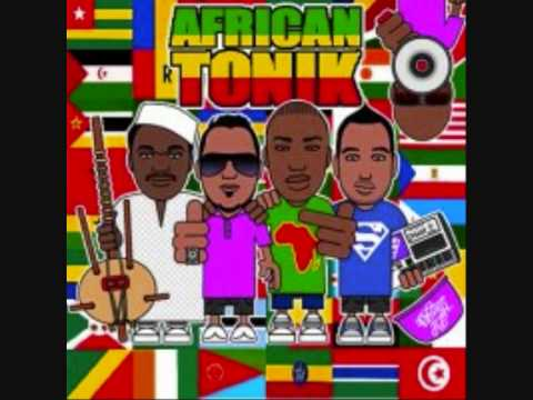 African Tonic - Get Up.wmv video