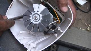 Scrapping Out A Blender - How to take apart a Blender.