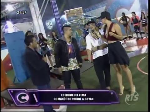 Manu The Prince y El Pollito Bryan / Te Invito A Bailar │Combate RTS