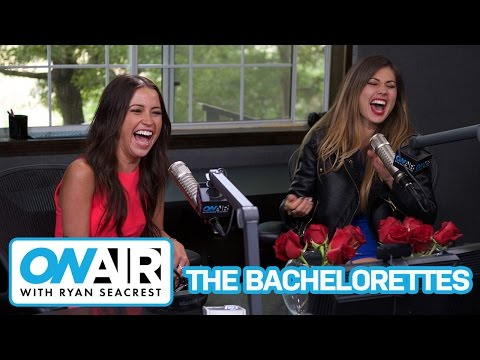 The Bachelorettes Play 'Never Have I Ever' | On Air with Ryan Seacrest