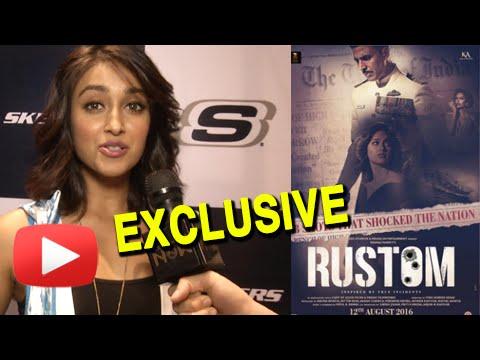 EXCLUSIVE : Ileana D' Cruz Is Proud Of Doing Akshay Kumar's Rustom