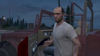 Прохождение Grand Theft Auto V (GTA 5) — Концовка: Тревор