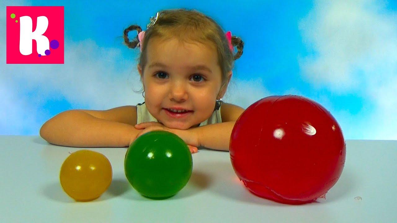 Желейные шарики в домашних условиях чтобы