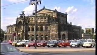 Dresden, Sommer 1990