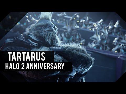 Halo 2: Anniversary | TARTARUS BOSS BATTLE! | [1080P]