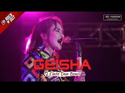 [NEW] Geisha - Cinta Dan Benci | Live Konser Apache ROCK N DUT | MATARAM 28 Oktober 2017