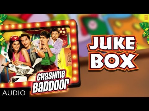 Chashme Baddoor Full Songs ★ JUKEBOX ★ Ali Zafar Divyendu...