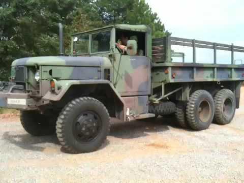 M35A2 Deuce and a Half