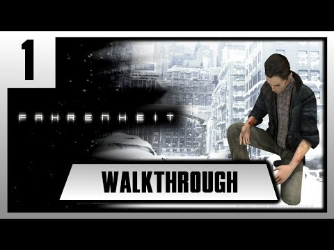 FRWalkthrough Fahrenheit Episode 1.
