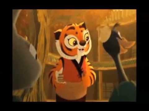 KFP Tigress -- Somebody Wants You