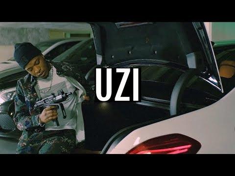 """[FREE] """" UZI """" HARD TRAP INSTRUMENTAL 2019 // Rap x Niska Type Beat"""