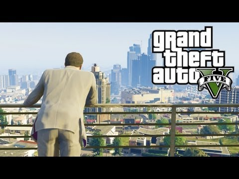 GTA 5 - Review and iPhone & Android App (GTA V)