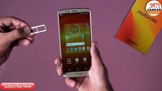 Moto E5 Plus Unboxing hindi | Smartphone with 5000 mAh Battery | Moto E5 Plus India Unboxing, Camera