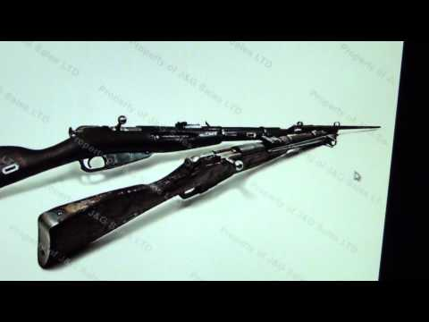chinese type 53 rifles for sale at jandg sales