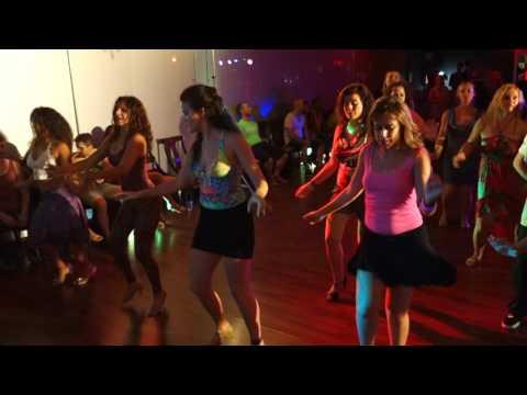 00086 ZLBF2016 ZoukLambada Social dances ~ video by Zouk Soul