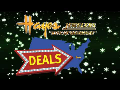 Hayes Jewelers Holiday Ad