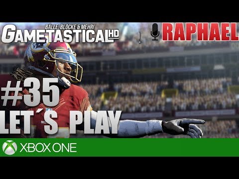 Let's Play Madden NFL 25 [German/Xbox One/HD] #35 Seattle Seahawks: Revanche?