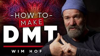 RELEASING DMT: How To Release Psychedelic Substance In Your Brain | Wim Hof On London Real