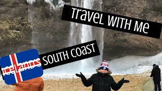 Travel with Me: Iceland's South Coast | Sarah Lokker