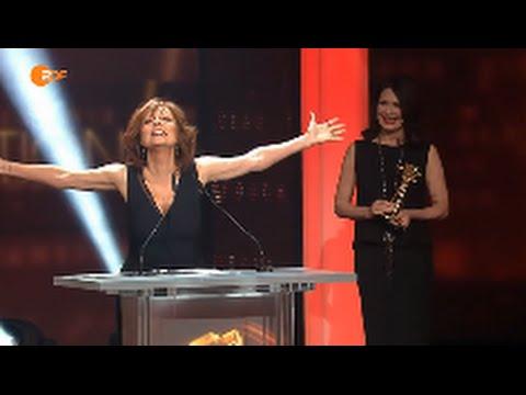 Susan Sarandon Goldene Kamera 2015