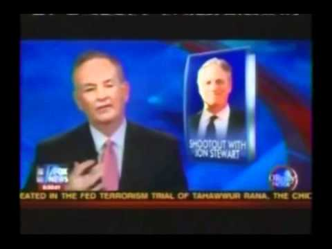 Bill O'Reilly Loses To Jon Stewart! (Poll)