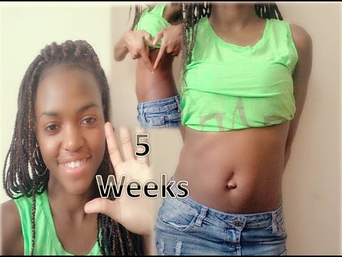 5 weeks Pregnant with Baby#2 + BabyBump