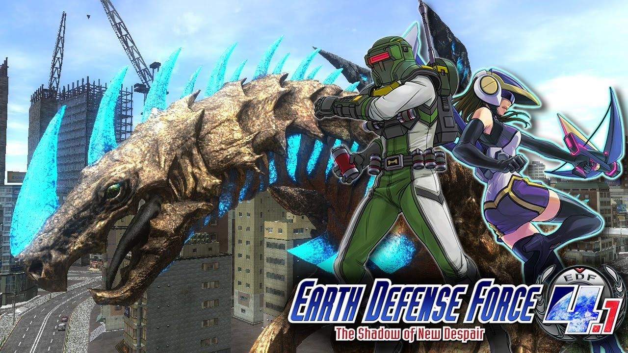 The Earth Defense Force Insect Armageddon  IGNcom