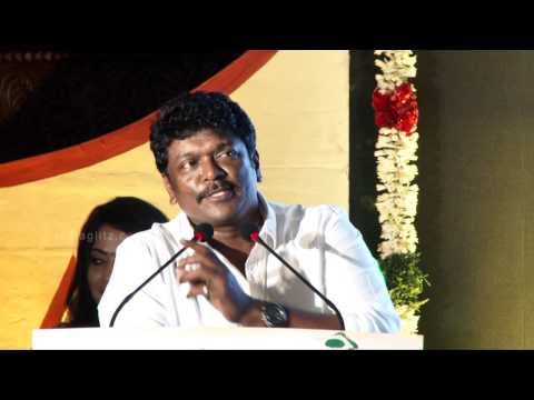 Parthiban's mischievous speech linking Director Vijay and Amala Paul | Saivam Audio Launch