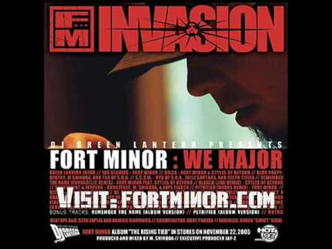 Fort Minor - Cover And Duck