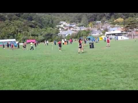 NZ Secondary Schools ki-o-rahi National Finals 2014 (1)