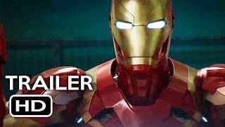 Black Panther Official International Trailer #1 (2018) Chadwick Boseman Marvel Movie HD