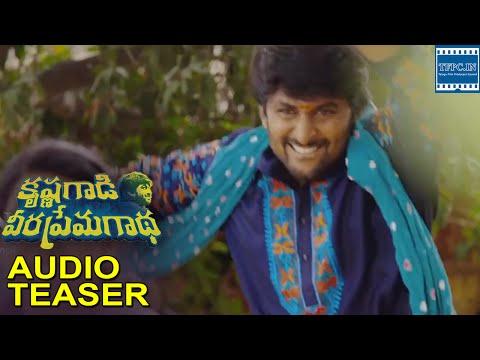 Krishnagaadi Veera Prema Gaadha audio Release Teaser |  Nani, Mehr Pirzada | TFPC