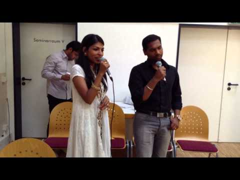 Munbe Vaa Song Rehearsal. video