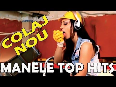 MANELE TOP HITS - Cele mai noi manele vol 7 (COLAJ VIDEO)
