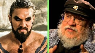 George RR Martin on the Inspiration for the Dothraki