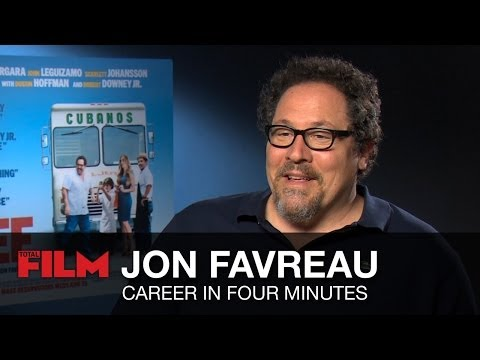 Jon Favreau: Career In Four Minutes