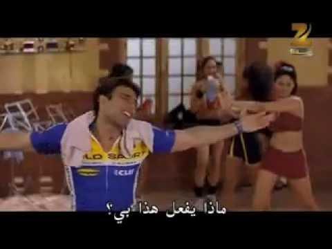 Mohabbatein - Chalte Chalte( Arabic Lyrics)