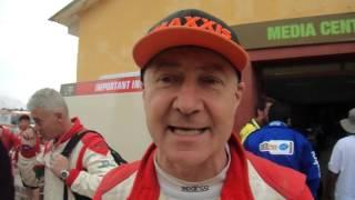 Dakar 2016: Michele Cinotto con Eugenio Amos