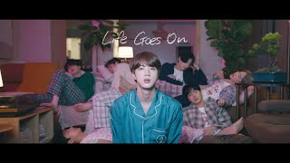 BTS (방탄소년단) 'Life Goes On'  MV