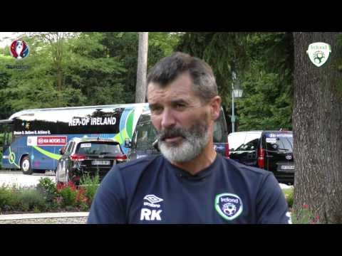 Roy Keane on the Italian win and the French challenge ahead